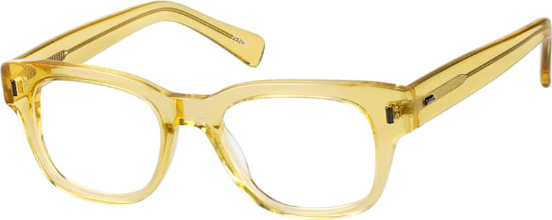 Women Full Rim Acetate/Plastic Eyeglasses #300119