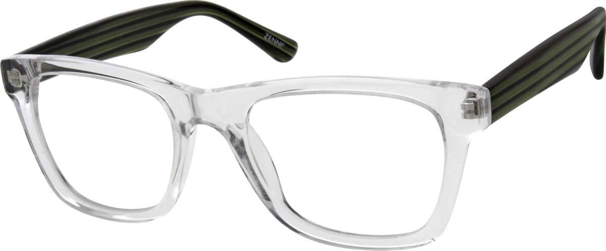 UnisexFull RimAcetate/PlasticEyeglasses #300412