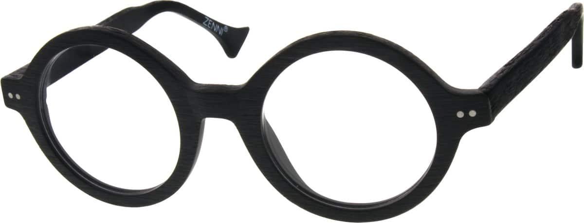 UnisexFull RimAcetate/PlasticEyeglasses #300521
