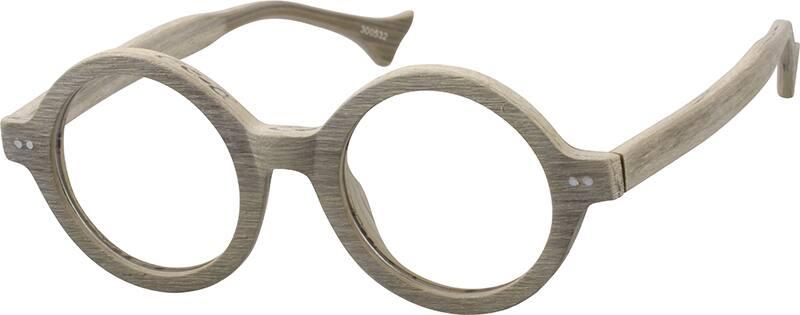 UnisexFull RimAcetate/PlasticEyeglasses #300532
