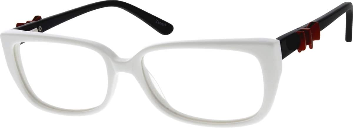 Women Full Rim Acetate/Plastic Eyeglasses #300725