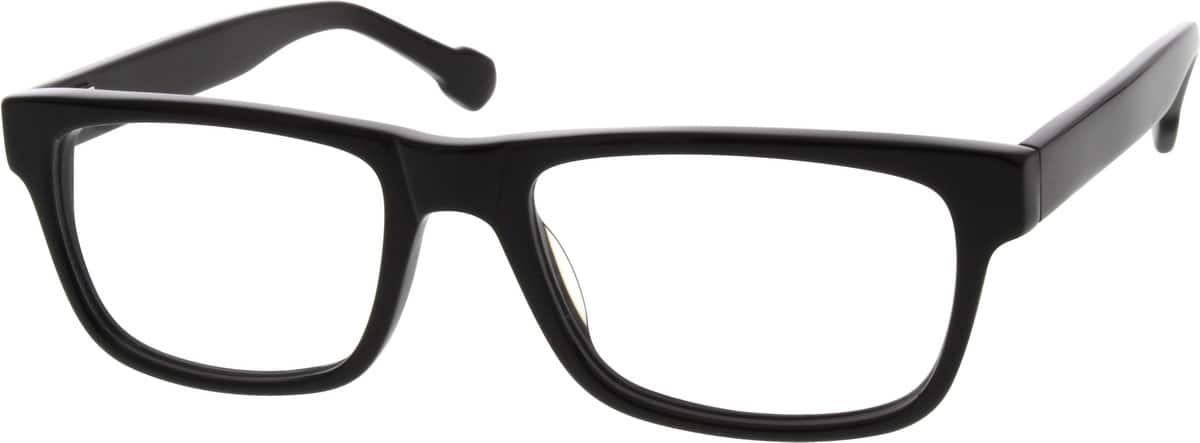 MenFull RimAcetate/PlasticEyeglasses #300836