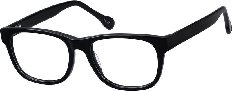 MenFull RimAcetate/PlasticEyeglasses #301012