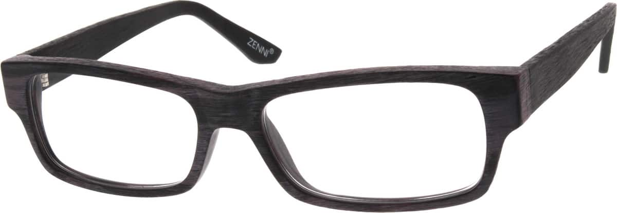 Men Full Rim Acetate/Plastic Eyeglasses #301435