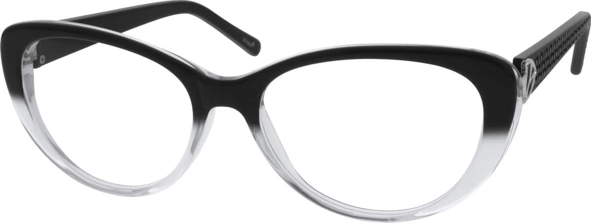 Women Full Rim Acetate/Plastic Eyeglasses #301515