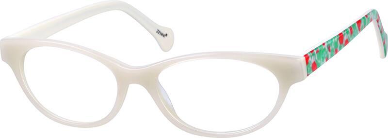 WomenFull RimAcetate/PlasticEyeglasses #301617