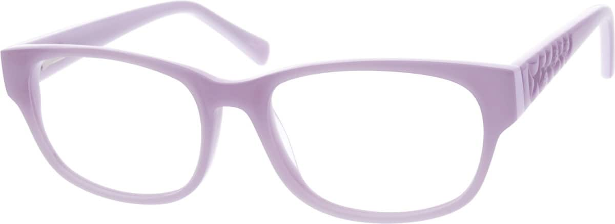 Women Full Rim Acetate/Plastic Eyeglasses #301933
