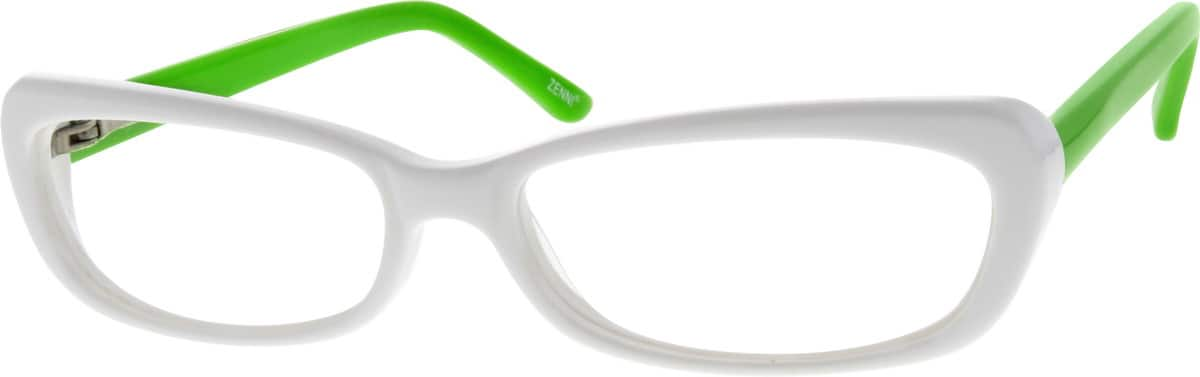 Girl Full Rim Acetate/Plastic Eyeglasses #302530
