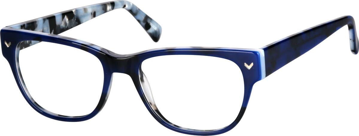 UnisexFull RimAcetate/PlasticEyeglasses #303025