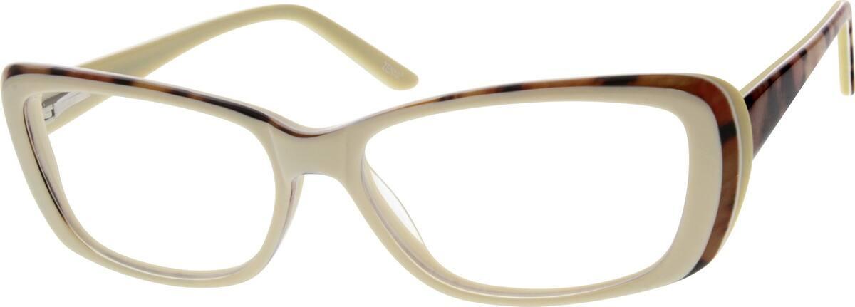 WomenFull RimAcetate/PlasticEyeglasses #303142