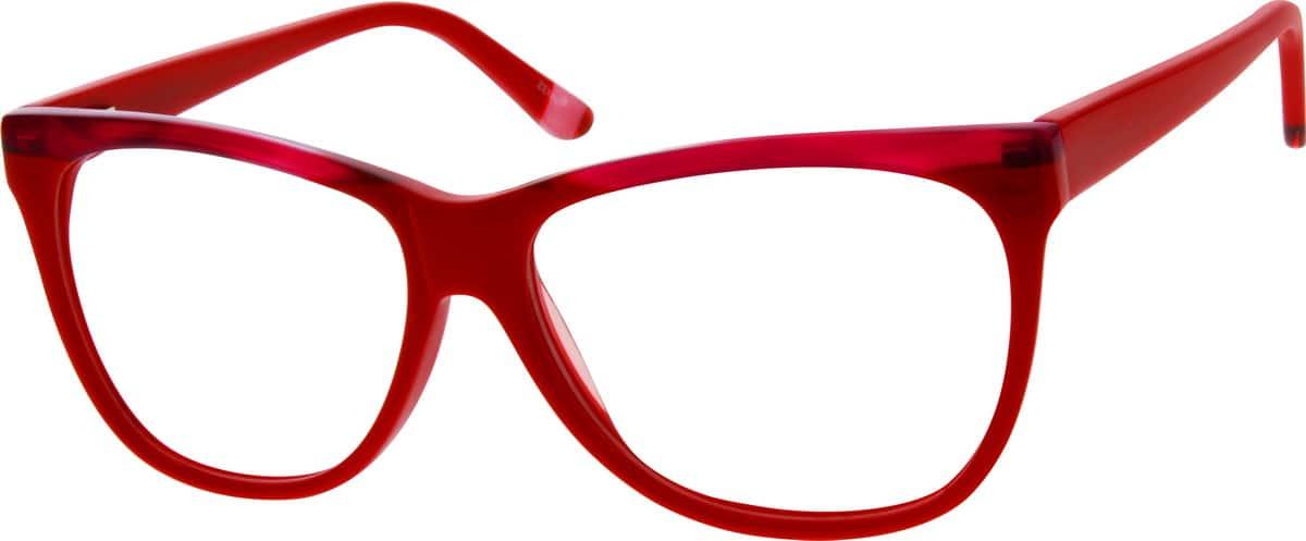 WomenFull RimAcetate/PlasticEyeglasses #303328