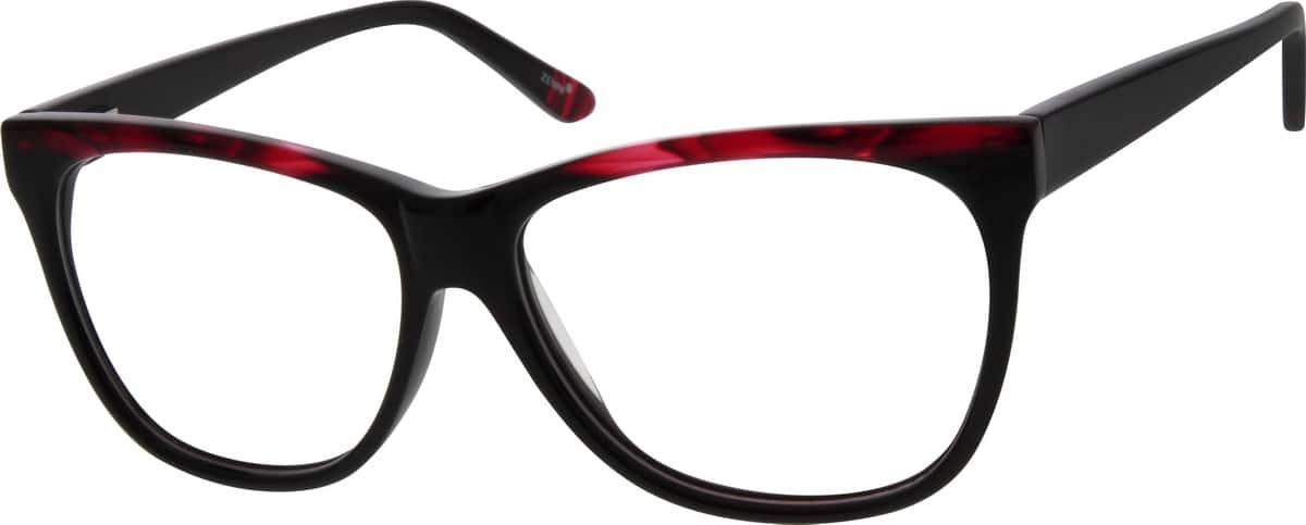 WomenFull RimAcetate/PlasticEyeglasses #303318