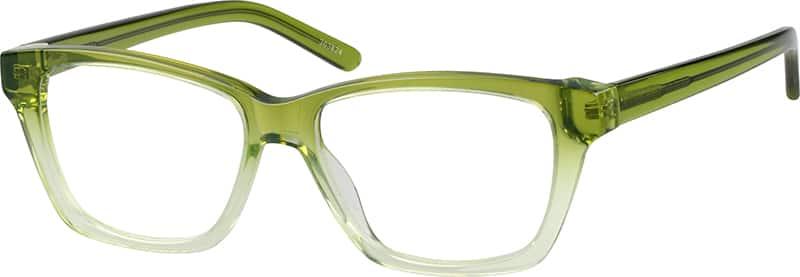 unisex full rim acetateplastic eyeglasses 303824