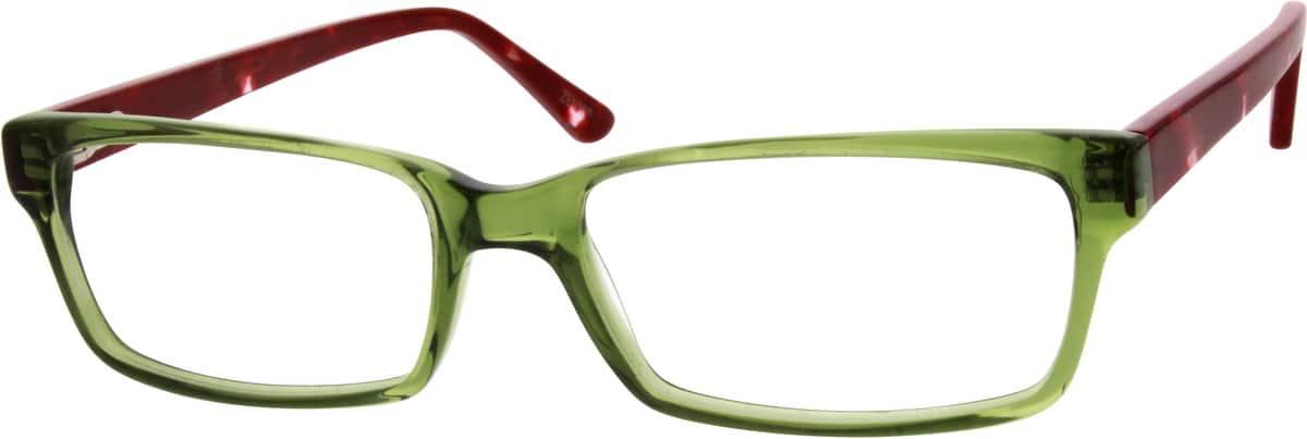 UnisexFull RimAcetate/PlasticEyeglasses #303924
