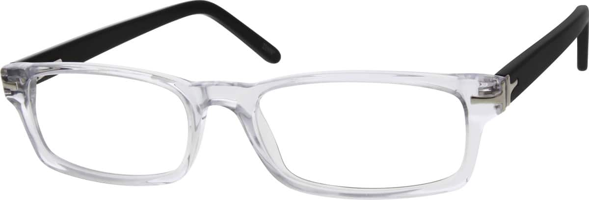 Men Full Rim Acetate/Plastic Eyeglasses #304024