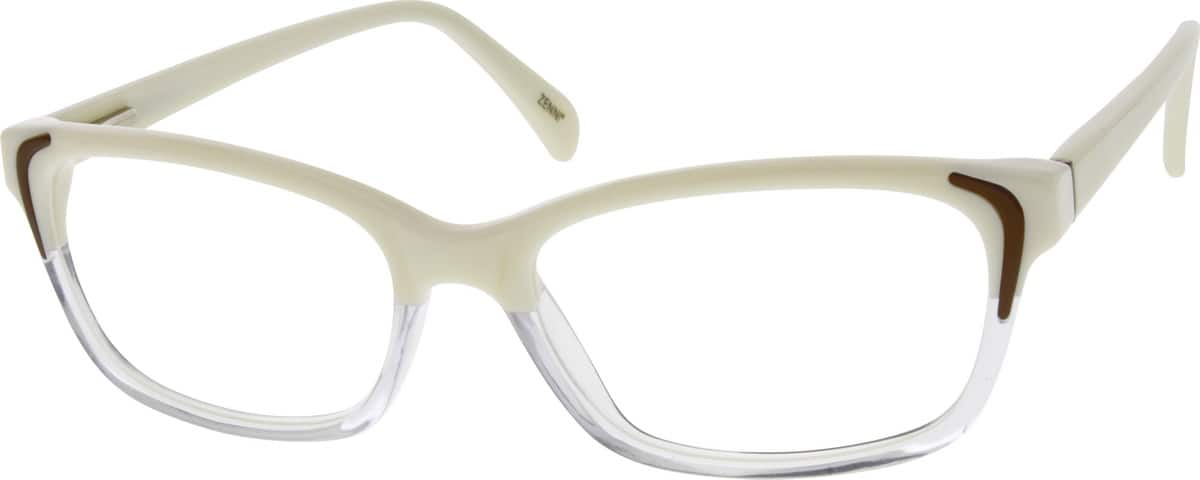 Women Full Rim Acetate/Plastic Eyeglasses #304130
