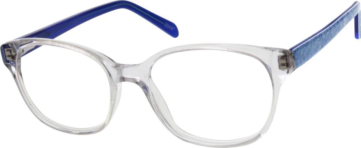 GirlFull RimAcetate/PlasticEyeglasses #304223