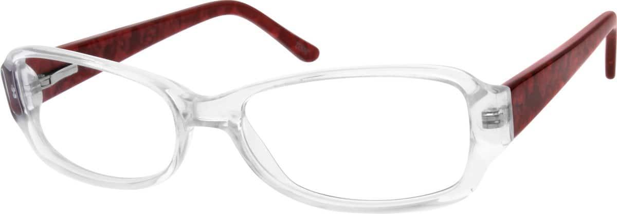 WomenFull RimAcetate/PlasticEyeglasses #304623
