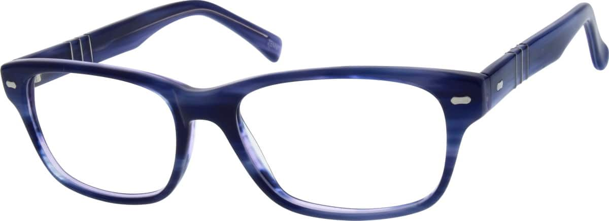 Men Full Rim Acetate/Plastic Eyeglasses #304926