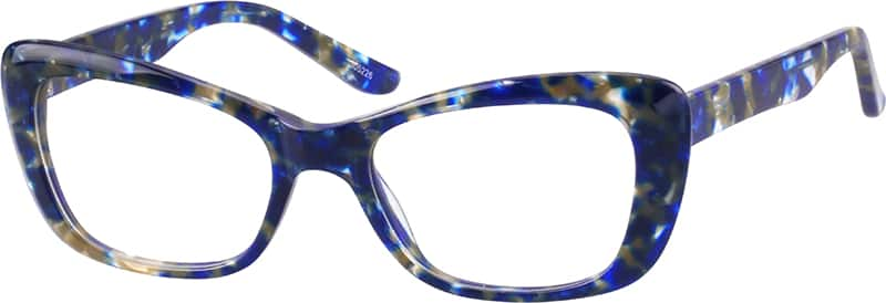 Women Full Rim Acetate/Plastic Eyeglasses #305226