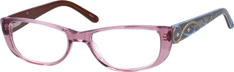 womens-acetate-full-rim-oval-eyeglass-frame-305617
