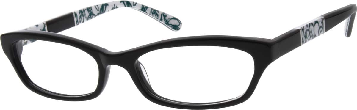 Women Full Rim Acetate/Plastic Eyeglasses #305715