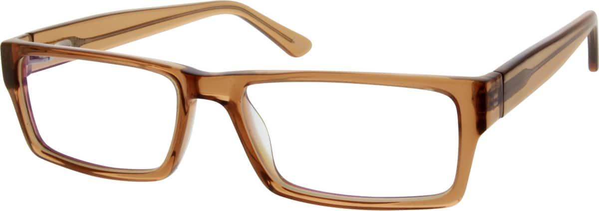 UnisexFull RimAcetate/PlasticEyeglasses #306416