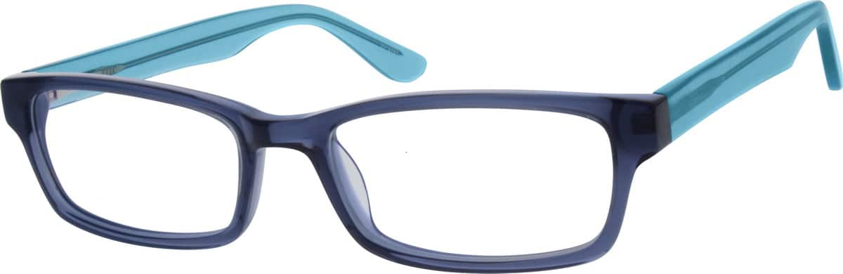UnisexFull RimAcetate/PlasticEyeglasses #306623