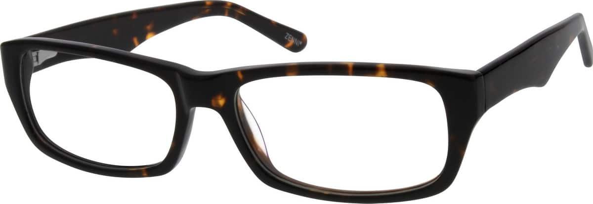 UnisexFull RimAcetate/PlasticEyeglasses #306825
