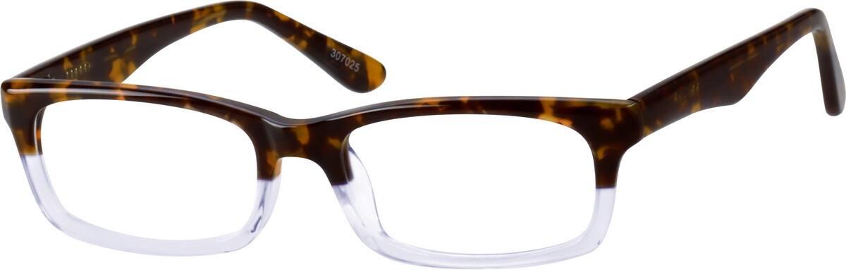 UnisexFull RimAcetate/PlasticEyeglasses #307025