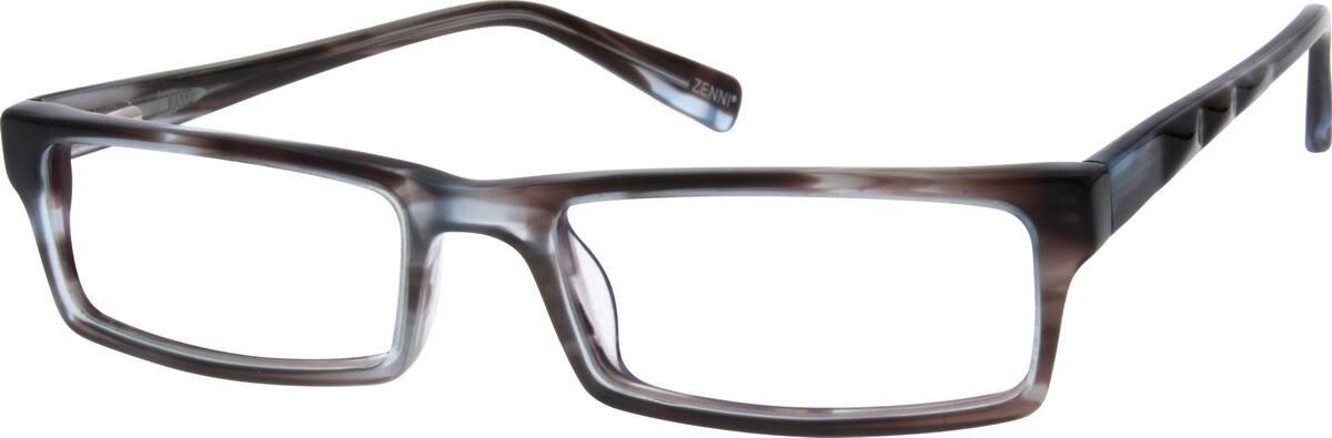 UnisexFull RimAcetate/PlasticEyeglasses #307326