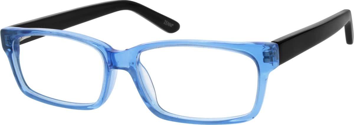 UnisexFull RimAcetate/PlasticEyeglasses #308316