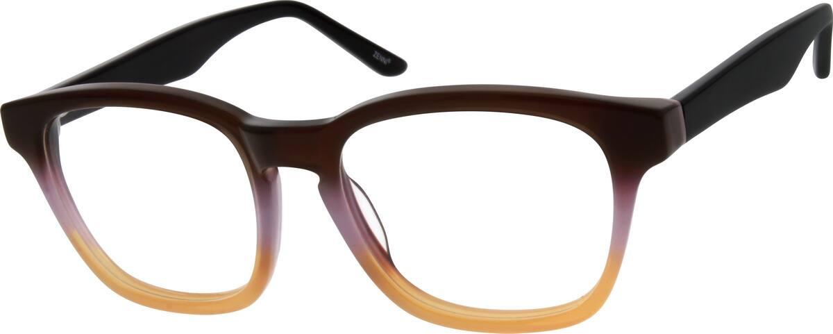 WomenFull RimAcetate/PlasticEyeglasses #308915