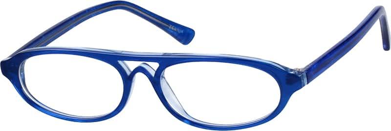 MenFull RimAcetate/PlasticEyeglasses #309816