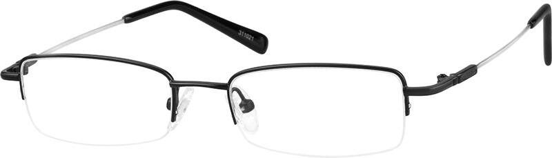 311021-bendable-memory-titanium-half-rim-frame