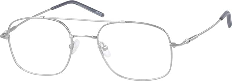 Men Full Rim Memory Titanium Eyeglasses #312014