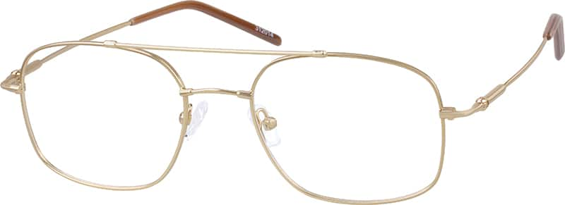 Men Full Rim Memory Titanium Eyeglasses #312011