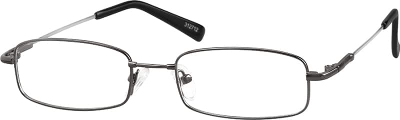 Men Full Rim Memory Titanium Eyeglasses #312712