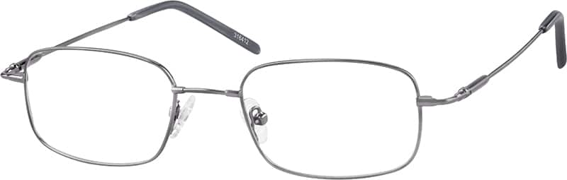 Men Full Rim Memory Titanium Eyeglasses #316411