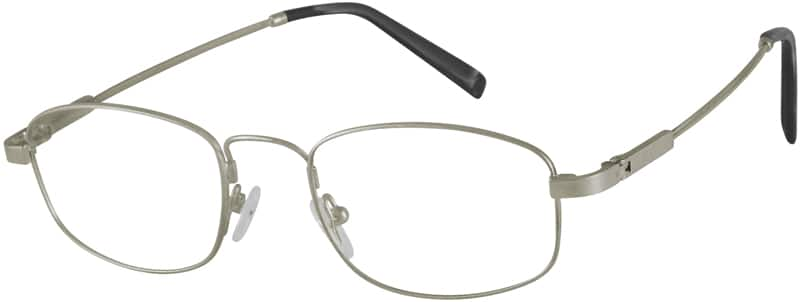 MenFull RimMemory TitaniumEyeglasses #317521