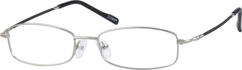 MenFull RimMemory TitaniumEyeglasses #318911