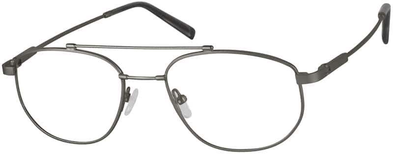 Men Full Rim Memory Titanium Eyeglasses #319114