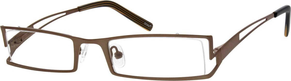 MenFull RimStainless SteelEyeglasses #320515