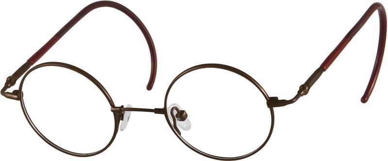 BoyFull RimStainless SteelEyeglasses #320915