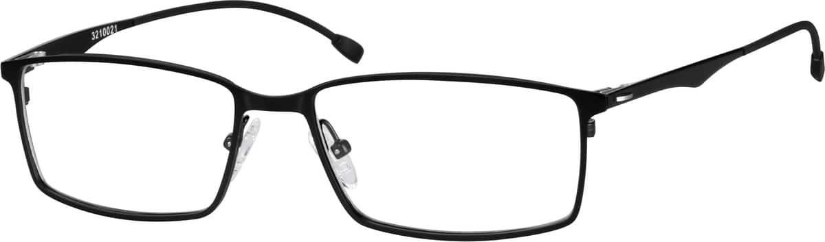 Men Full Rim Stainless Steel Eyeglasses #3210015