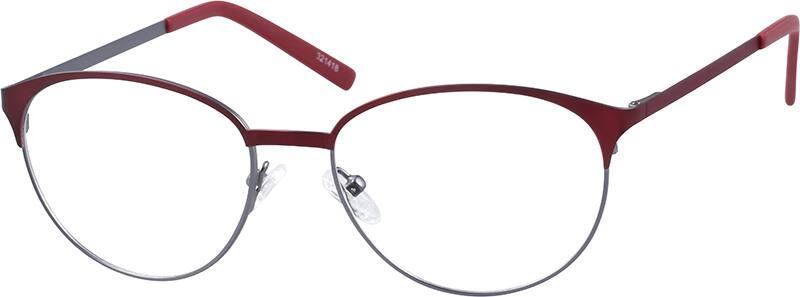 womens-stainless-steel-oval-eyeglass-frames-321418