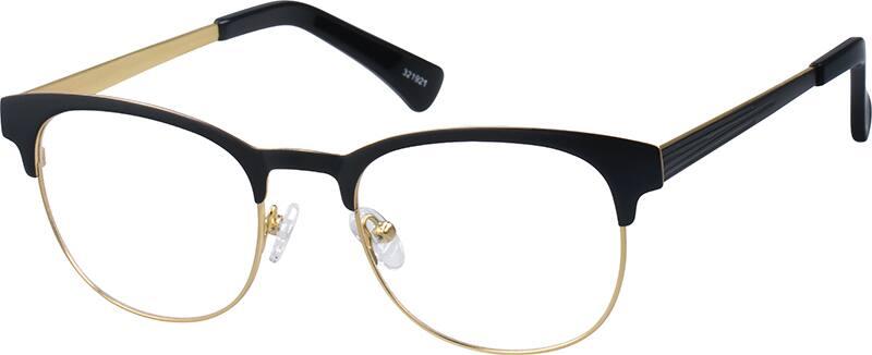 stainless-steel-browline-eyeglass-frames-321921