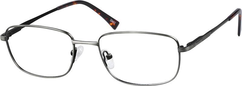 MenFull RimStainless SteelEyeglasses #324411