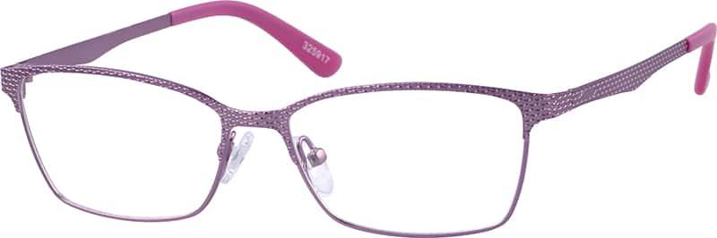 WomenFull RimStainless SteelEyeglasses #325917