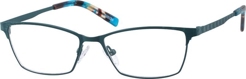 womens-stainless-steel-cat-eye-eyeglass-frames-326024